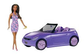 pink luxury cars amazon com barbie so in style doll and car gift set toys u0026 games