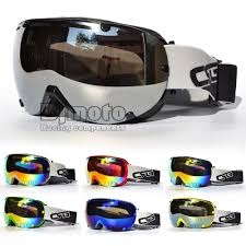 womens motocross goggles reflective double motocross goggles glasses anti fog mask ski