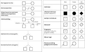 how do i draw a family history genomics education programme