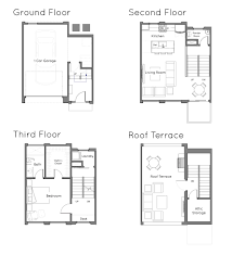 floor plans unit 6 staccato 7