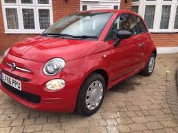 fiat 500 hatchback only done 329 miles almost brand new fiat 500 hatchback 3dr