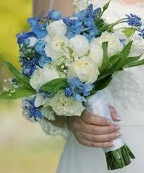 Bridal Bouquet Ideas Blue Bridal Bouquet Ideas For Weddings