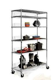 Commercial Wire Shelving by Rack Pallet Racks Storage Wire Shelving Industrial Warehouse