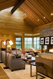 Living Room Standing Lamps Vaulted Living Room Ideas Homesfeed
