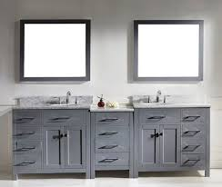 Contemporary Bathroom Cabinets - homethangs com has introduced a guide to shaker style bathroom