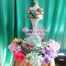 wedding cake balikpapan istana hantaran balikpapan istanahantaranbalikpapan instagram