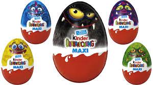 Halloween Monster by Kinder Surprise Halloween Monster Fun Autumn 2014 Surprise Eggs