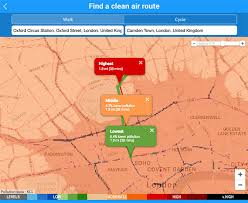 East Empire Shipping Map Air Pollution Map Reveals Pollution In London Uk And Europe
