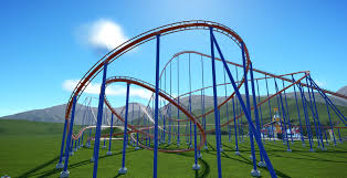How Many Rides Does Six Flags Have Goliath Six Flags Magic Mountain
