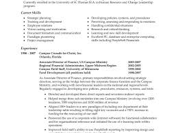 human resources curriculum vitae template resume stunning idea objective summary for resume 11 career in