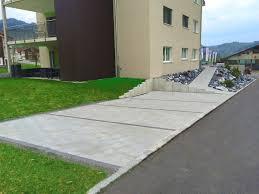 Steingarten Mit Granit Projekte Meierbau Appenzell