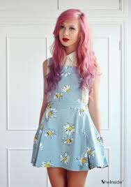 daisy overall dress from on the hunt