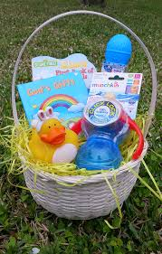 boy easter baskets baby s easter basket of the household