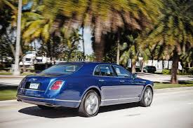 baby blue bentley bentley mulsanne speed 2015 review by car magazine
