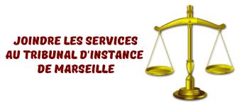 bureau d aide juridictionnelle marseille comment contacter le tribunal instance marseille par téléphone