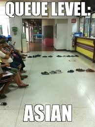 Level Meme - queue level asian know your meme