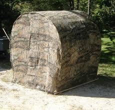 Scentite Blinds Home Built Ground Blind Using Cattle Or Hog Panels Hunting