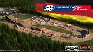 view from the start gate bmx tracks pinterest bmx and