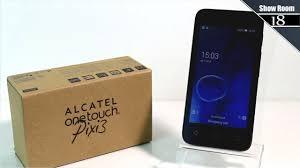 Famosos Alcatel Pixi 3 (4) Review - YouTube &NM47
