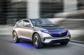 future mercedes mercedes benz gives a look at its all electric car of the future