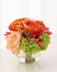 faux floral arrangements bouquet faux floral arrangement kitchens