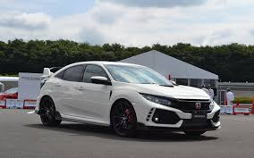 honda civic type r 2018 exclusive test drive 2018 honda civic type r the car guide