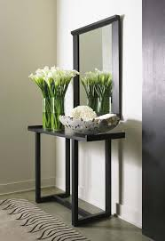 Tables For Entrance Halls Entrance Console Table Home Design Ideas And Pictures