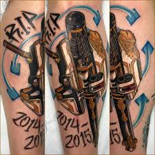 acdc tattoo for those wondering about the guy with the rip gjallarhorn tattoo
