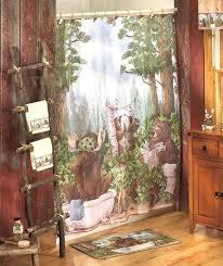 curtain chicago bears shower cu smlf