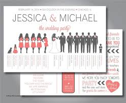 what goes on a wedding program wedding invitation lovely what goes in a wedding invitation what