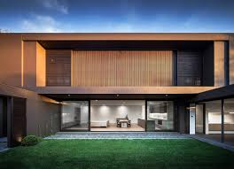 planos de casas modernas conjunto residencial por glr arquitectos