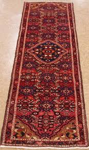 rug runner 2 x 6 hossein abad tribal knotted wool rug