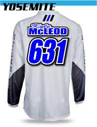 custom motocross jerseys premium motocross jersey lettering yosemite myracenumber