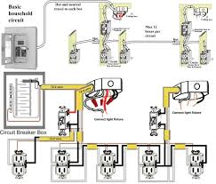 wiring diagrams residential domestic electrical endearing