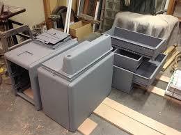 tanker desk restoration custom furniture and cabinetry in boise