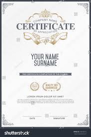 vector certificate template eliolera com