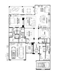 floor plan for homes with stylish floor plans better homes gardens