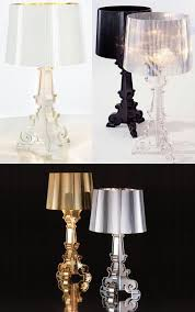 Kartell Bourgie Table Lamp Light Up The Side Table With These Lamps Decor Advisor
