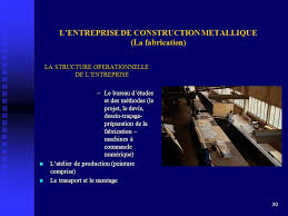 bureau d ude structure m allique construction metallique jean louis michotey ppt