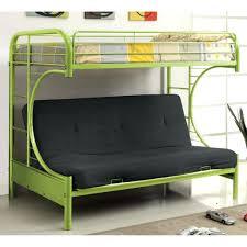 Bunk Bed With Futon Bottom Bunk Beds Wood Bunk Bed With Futon Beds Uk Wood Bunk Bed With