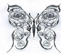 10 best butterfly heart tattoo designs images on pinterest heart