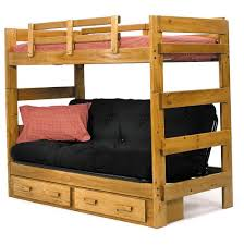 Futon Bunk Beds With Mattresses Included Mattress - Futon bunk bed with mattresses