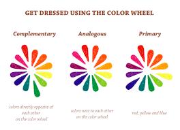 how to use a color wheel to dress alma u0026 co alma u0026 co
