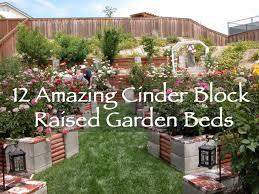 Raised Beds For Gardening 12 Amazing Cinder Block Raised Garden Beds Off Grid World