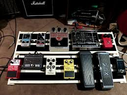 Homemade Pedal Board Design by Guide To Building Your Own Pedalboard End Of The Game