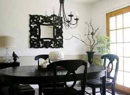 black and white dining room ideas fancy modern black and white dining room decor ideas with textural
