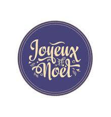 joyeux noel christmas cards background christmas card joyeux noel vector image