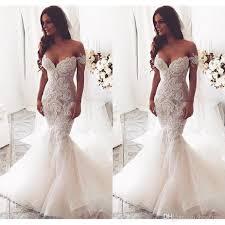 vintage lace country wedding dresses mermaid style 2017 the - Wedding Dresses Mermaid Style