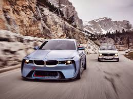 concept car of the week world premiere bmw 2002 hommage