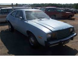 1973 Pinto Station Wagon Classic Ford Pinto For Sale On Classiccars Com 7 Available